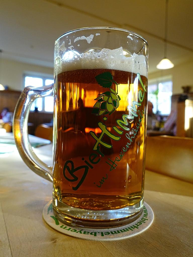 Letztes Bier, bevor die Kneipen zumachen...